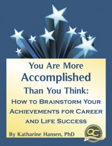 You Are More Accomplished